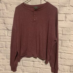 Wild Fable Large Long Sleeve Shirt
